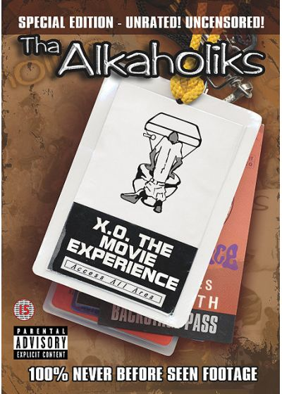 Alkaholiks - X.O. The Movie Experience, Tha (Édition Spéciale) - DVD
