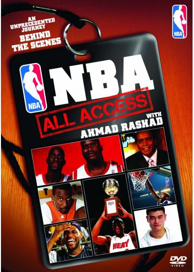 NBA All Access With Ahmad Rashad - DVD