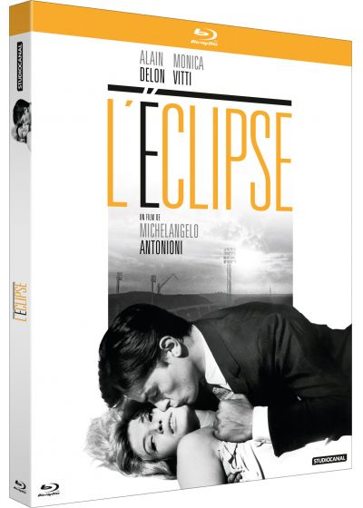 L'Éclipse - Blu-ray