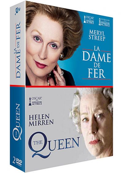 La Dame de Fer + The Queen (Pack) - DVD