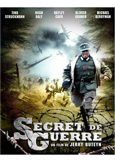 Secret de guerre - Blu-ray