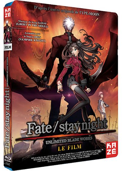 Fate/Stay Night - Unlimited Blade Works - Le Film - Blu-ray