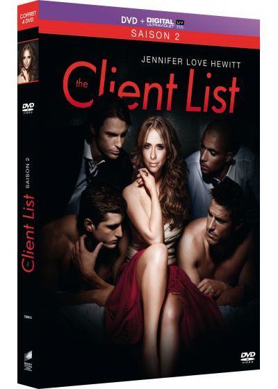 The Client List - Saison 2 (DVD + Copie digitale) - DVD