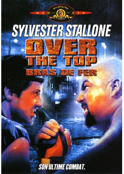 Over the Top - Bras de fer - DVD