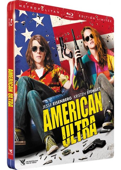 American Ultra (Édition SteelBook) - Blu-ray