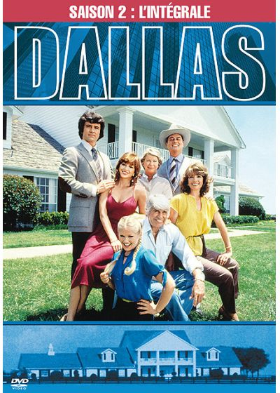 Dallas - Saison 2 - DVD