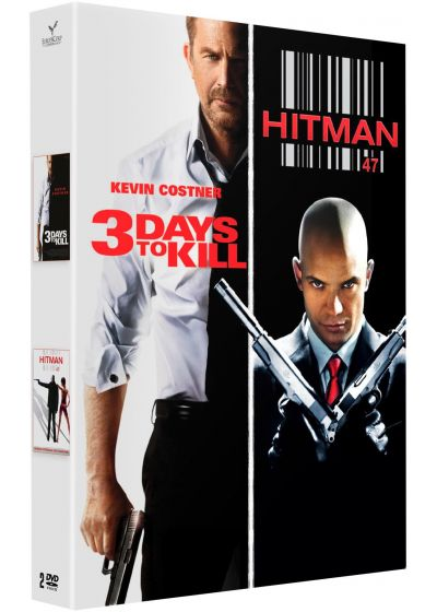 3 Days to Kill + Hitman (Pack) - DVD