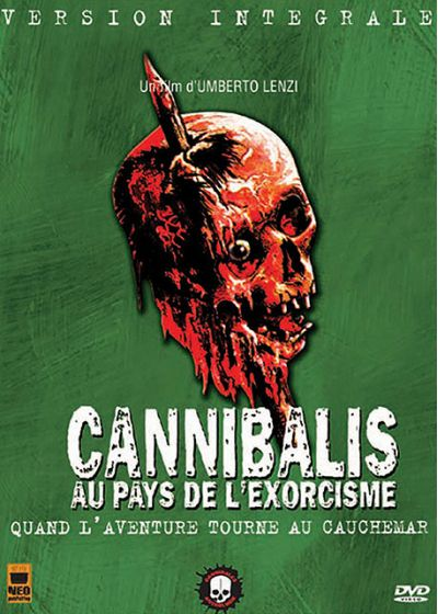 Cannibalis : au pays de l'exorcisme (Version intégrale) - DVD