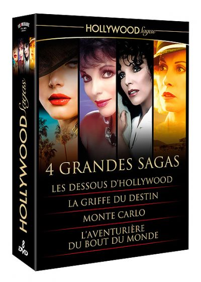 Hollywood sagas (Pack) - DVD