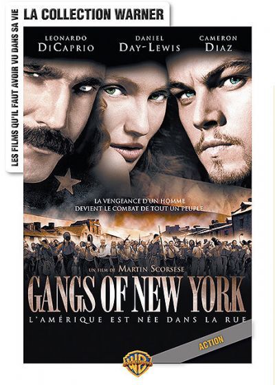 Gangs of New York (WB Environmental) - DVD