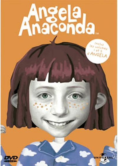 Angela Anaconda (Vol. 1 et 2) - DVD