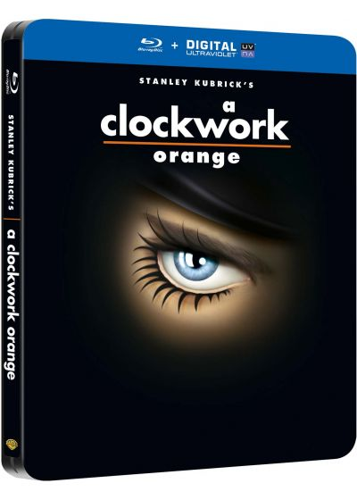 Orange mécanique (Blu-ray + Copie digitale - Édition boîtier SteelBook) - Blu-ray