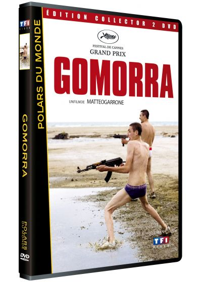 Gomorra (Édition Collector - 2 DVD) - DVD