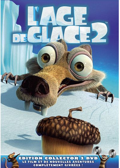 L'Age de glace 2 (Édition Collector) - DVD