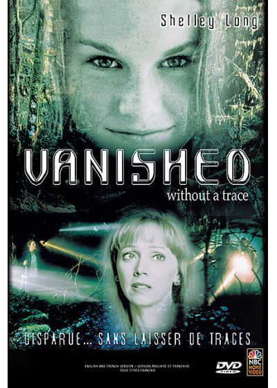 Vanished Without a Trace - DVD