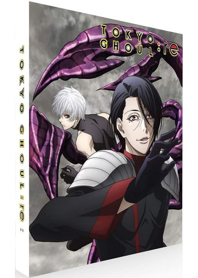 Tokyo Ghoul:re - Partie 2/2 (Édition Collector) - DVD