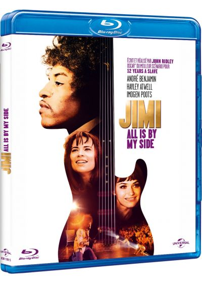 Jimi, All Is By My Side - Blu-ray