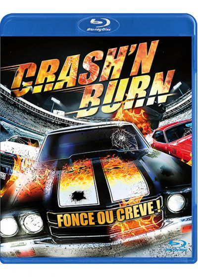 Crash'n Burn - Blu-ray