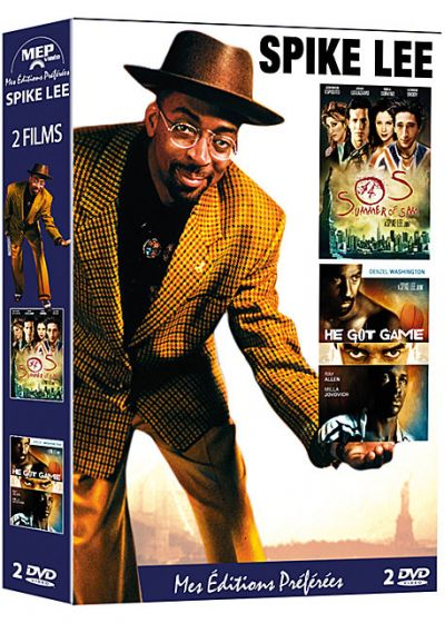 Spike Lee - 2 films : Summer of Sam + He Got Game (Pack) - DVD