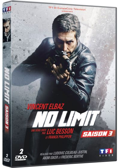 No Limit - Saison 3 - DVD