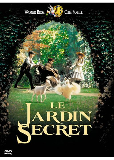 Le Jardin secret - DVD