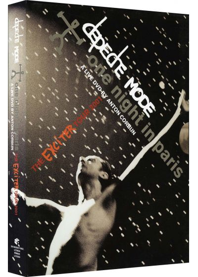 Depeche Mode - One Night In Paris, The Exciter Tour 2001 - DVD