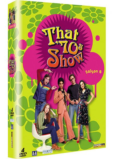 That 70's Show - Saison 8 - DVD