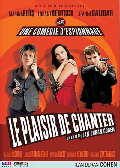 Le Plaisir de chanter - DVD