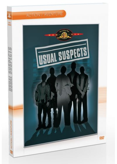 Usual Suspects - DVD