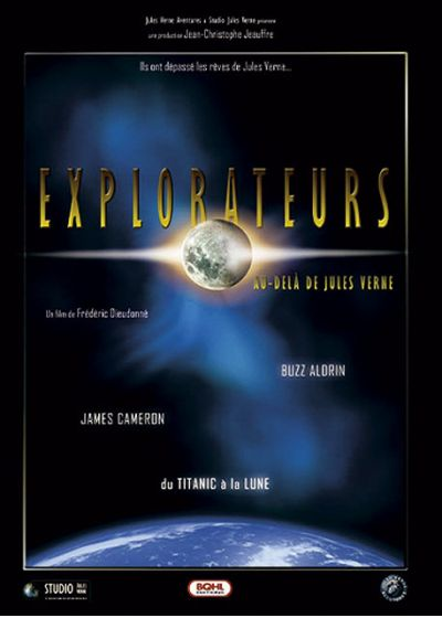 Explorateurs au-delà de Jules Verne - DVD