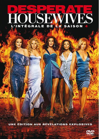 Desperate Housewives - Saison 4 - DVD