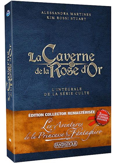 La Caverne de la Rose d'Or - DVD