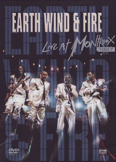 Earth Wind & Fire : Live at Montreux 1997 - DVD