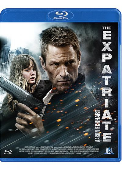 The Expatriate - Blu-ray