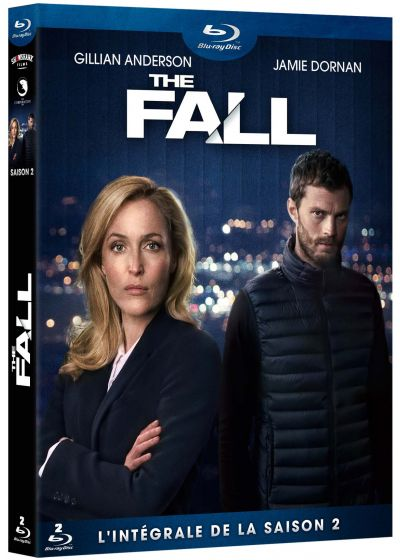 The Fall : L'intégrale de la saison 2 - Blu-ray