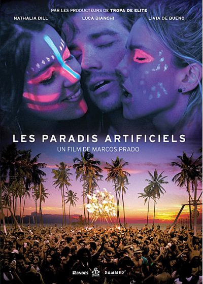 Les Paradis artificiels - DVD