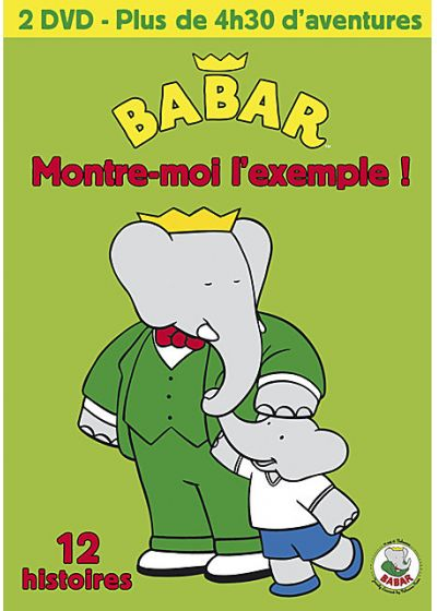 Babar - Montre-moi l'exemple ! - DVD