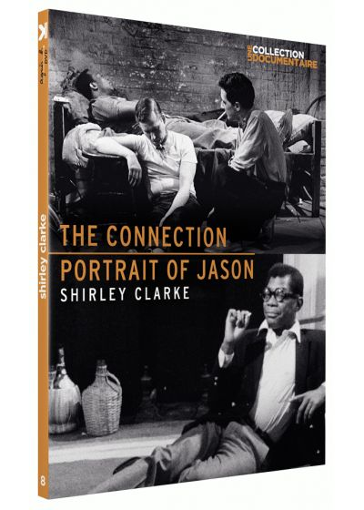 The Connection + Portrait of Jason - DVD