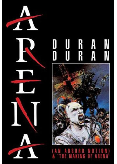 Duran Duran - Arena (An Absurd Notion) - DVD