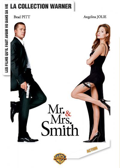 Mr. & Mrs. Smith (WB Environmental) - DVD