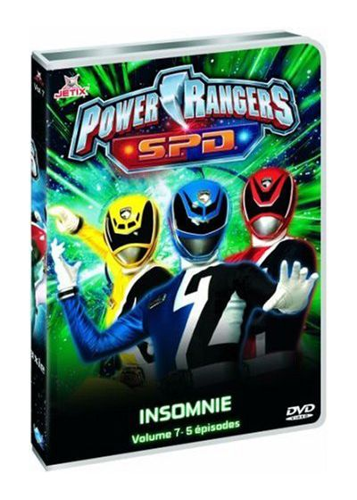 Power Rangers S.P.D. - Vol. 7 - DVD