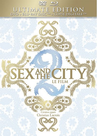 Sex and the City 2 (Ultimate Edition - Blu-ray + DVD + Copie digitale) - Blu-ray