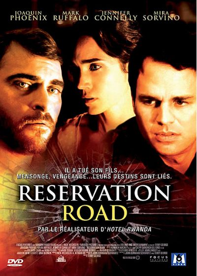 Reservation Road - DVD