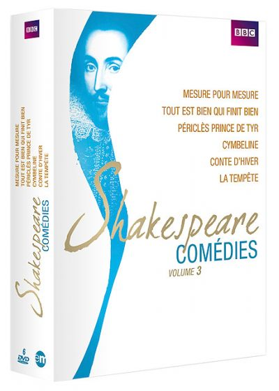 Shakespeare : Comédies - Vol. 3 - DVD