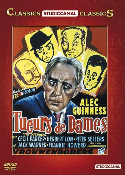 The Ladykillers (Tueurs de dames) - DVD