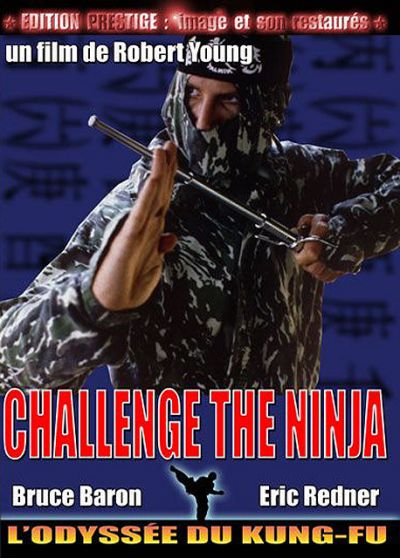 Challenge the Ninja (Édition Prestige) - DVD