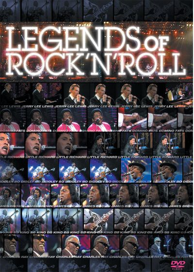 Legends of Rock'n'Roll - DVD