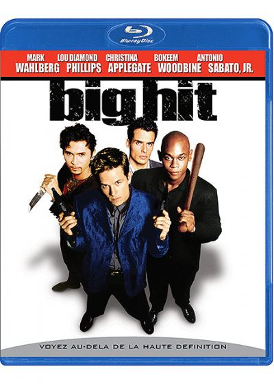 Big Hit - Blu-ray