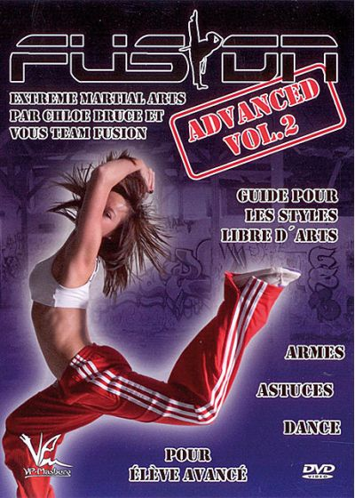 Fusion Extreme Martial Arts : Advance - Vol. 2 - DVD