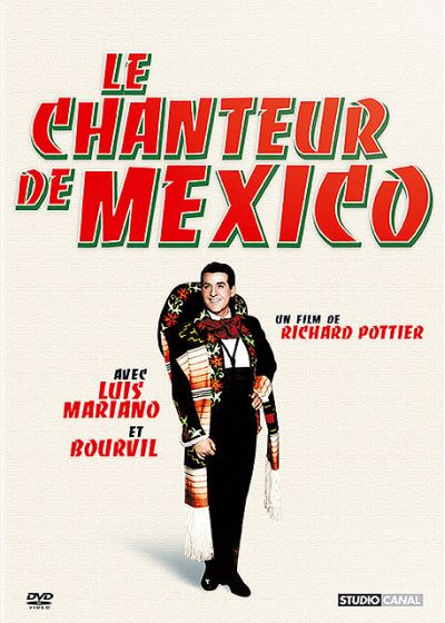 Le Chanteur de Mexico - DVD